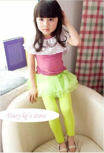 quần leggings cho bé có dáng người nhỏ nhắn