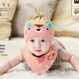 mũ cho bé sơ sinh