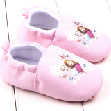 Giày tập đi frozen  Size:   11-12-13 cm
