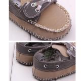 chi tiết Giày mọi (may chỉ nổi)  Size:    13 cm