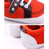 Giày thể thao quai dán 3 ngôi sao  Size:  13 cm