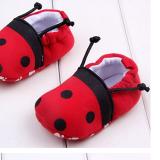 Giày tập đi bọ đỏ  Size:  11-12   cm