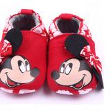 Giày tập đi Minne  Size:  11-12-13 cm