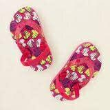 Dép kẹp quai hậu trái tim hồng Children Place - Hàng nhập Mỹ  Size:  15 - 17 cm (18 tháng - 3 tuổi)