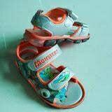 Giày sandal Monster (có đèn chớp ở sau và bên hông giày)  Size:  15 - 20 cm