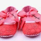 Giày tập đi thắt nơ Angle  Size:  size 12,13 bé từ 6-12 tháng