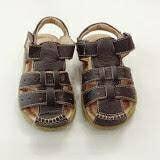 Giày sandal rọ da đế nhựa dẻo êm chân  Size:  16 - 20 cm ( 2 - 5 tuổi )