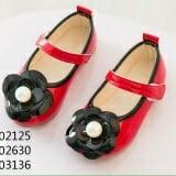 Giày hoa trà  Size:  (13-16cm) 1-4 tuổi