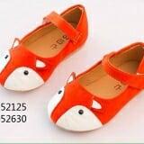 Giày búp bê cam  Size:  (13-16cm) 1-5 tuổi