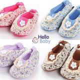 giày bông mềm đế chống trượt Hello Baby  Size:  9-18 tháng