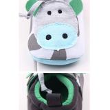 chi tiết Giày tập đi bò xanh  Size: 11-12-13 cm