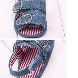 Giày tập đi jean denim  Size:  13 cm