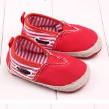 Giày tập đi jean sọc ngang  Size:  12-13 cm