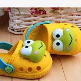Giày nhựa dẻo ếch xanh  Size:  12-13-14 cm