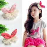 Kẹp tóc Hàn Quốc tai thỏ