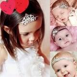 Băng đô vương miện công chúa nhỏ