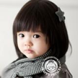 Kẹp tóc Hàn Quốc hiệu Happy prince ngôi sao nhũ