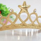 chi tiết Băng đô vương miện mềm Hapyy Prince Hàn Quốc