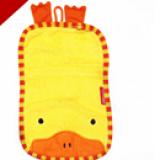 Khăn tắm vịt vàng hiệu Skip Hop  Size:   26 x 15 cm