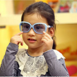 Kính Kokotree cao cấp Hàn Quốc kẻ sọc  Size:  2 tuổi trở lên