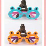 Kinh nhựa không tròng ếch con tạo phong cách sành điệu cho bé   Size:  12 tháng tuổi trở lên