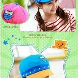 mũ sao 100% cotton, thương hiệu lemon kid HQ  Size:  18 tháng-4 tuổi