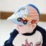 nón bê rê in xe  Size:  9 tháng-2 tuổi