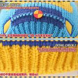 chi tiet Set nón+ khăn rôbot  Size:  Trên 4 tháng