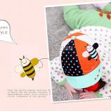 nón lưỡi trai ong (vành mềm)  Size:  3-18 tháng