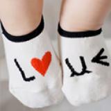 vớ cotton Hàn Quốc ILU  Size:  6 tháng- 4 tuổi