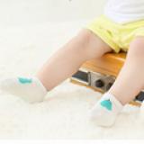vớ cotton ngắn cổ Hàn Quốc lê xanh  Size:  trên 1 tháng