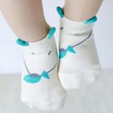 vớ cotton ngắn cổ Hàn Quốc bắt cá  Size:  trên 1 tháng
