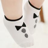vớ cotton ngắn cổ Hàn Quốc thắt nơ  Size:  trên 1 tháng