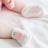 vớ cotton ngắn cổ Hàn Quốc lê hồng  Size:  trên 1 tháng