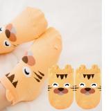 vớ cotton ngắn cổ Hàn Quốc hổ vàng  Size:  trên 1 tháng
