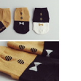 vớ cotton ngắn cổ Hàn Quốc công tước  Size:  trên 1 tháng