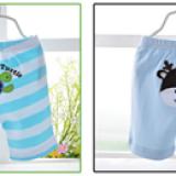 Quần ngắn mông thú 100% cotton  Size:  cho bé 6-18 tháng
