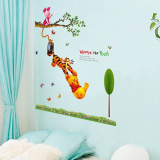 Decal gấu Pooh