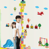 thước đo công viên  Size:  60cm x 90cmx2( bao bì)