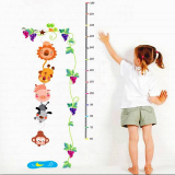 thước đo các bạn và cây nho(có thể dùng trang trí phòng)  Size:  60cm x 90cm( bao bì)