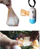 Túi rác mini, tiện lợi cho các mẹ để đồ bẩn,tã khi cho các bé đi chơi  trên xe, máy bay,tàu   Size:  27 * 32cm