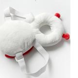 bảo vệ đầu bé  Size:  thích hợp cho bé từ 4-15 tháng.Dây đeo 29cm ,Chiều dài tổng thể: khoảng 31 cm,nặng khoảng 130 gram Nhãn hiệu: JJ OVCE