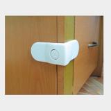 Khóa an toàn đa năng, chất liệu ABS và PP an toàn và thân thiện với môi trường; Dùng để khóa tủ lạnh, tủ quần áo...  Size:  10*5*2cm