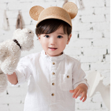 mũ cói 2 tai   Size:  52 cm,2-5  tuổi