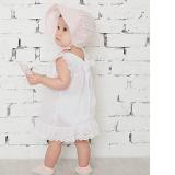 nón  công chúa kiểu 2, phong cách Hàn quốc  Size:  5-12 tháng(42-46cm)