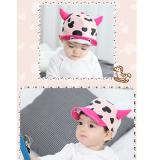 nón lật vành bò sữa  Size: 9-30 tháng
