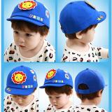 mũ lưỡi trai  hoạt hình phong cách Hàn Quốc   Size:  9 tháng-3 tuổi(52cm)