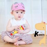 mũ mềm lật vành lưới Hàn Quốc  Size: 1-3 tuổi(46-48cm)