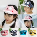 Mũ hở đầu Hàn Quốc tai mèo  Size: 1-3 tuổi(46-48cm) Xem nhiều hơn tại http://shopqua.com Hotline :098 224 2238 - 090 962 0234 (Ms. Nguyên).