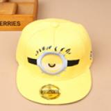mũ hiphop Minion  Size: 50-54cm( 1-7 tuổi)
